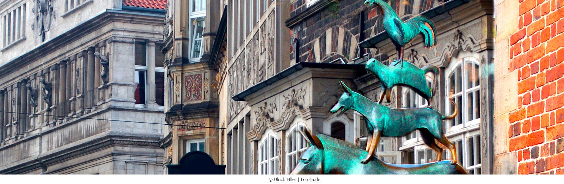 Bremen-Stadtmusikanten_Fotolia_16000416_M_webC