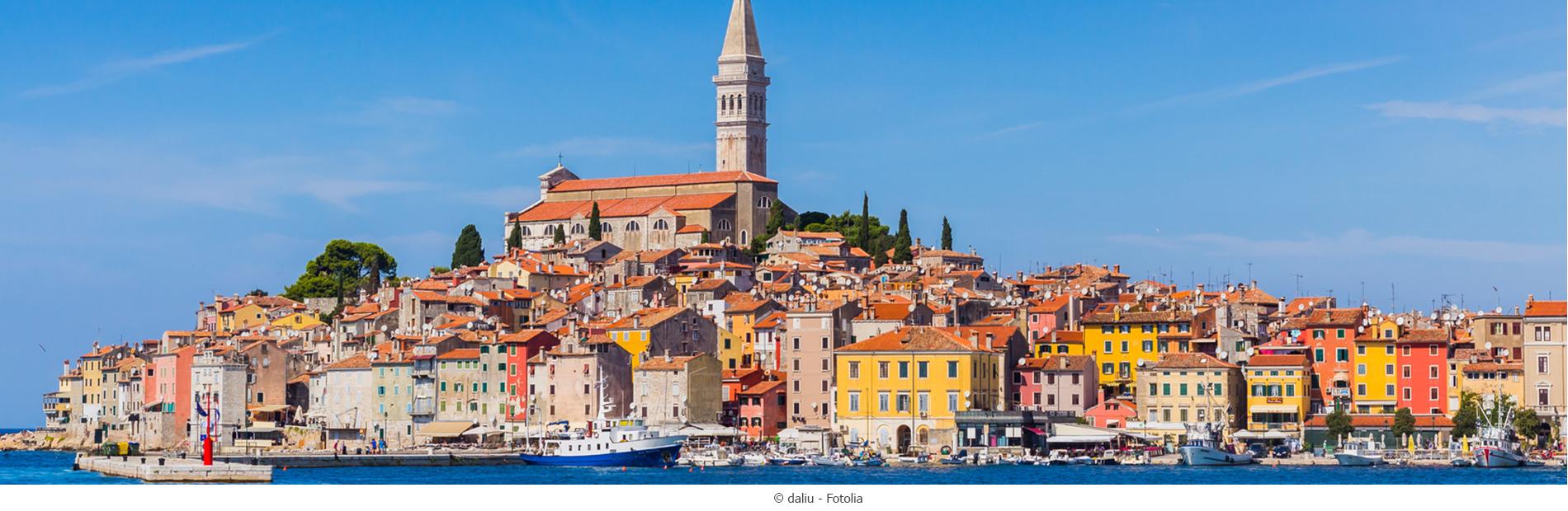 Kroatien-Rovinj